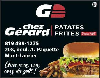 Restaurant et saveurs du Guide touristique des Hautes-Laurentides
