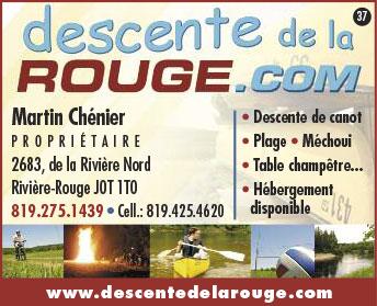 Boutique du Guide touristiques des Hautes-Laurentides