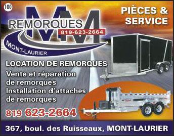 Service du Guide touristiques des Hautes-Laurentides