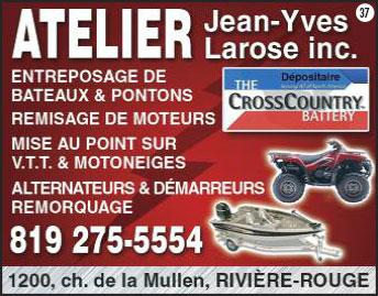 Service dans le Guide touristiques des Hautes-Laurentides
